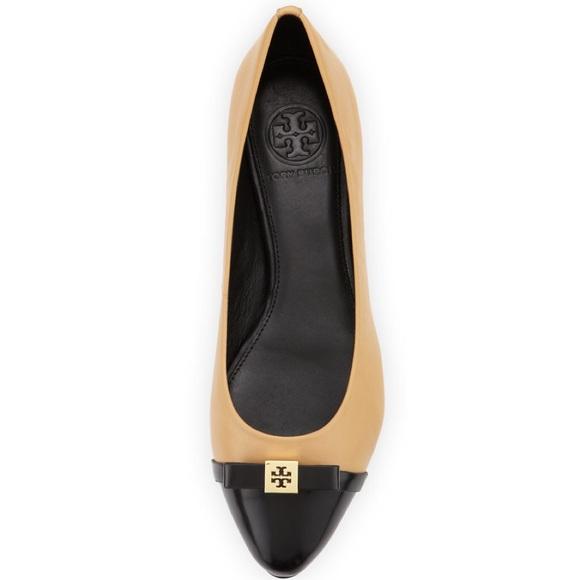 f5fc47137 Tory butch Hugo Point-Toe Ballerina Flat. M 5a3dbf7c2c705d98bb037d14